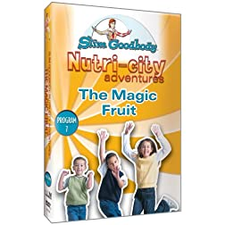 Slim Goodbody Nutri-City Adventures the Magic Fruit