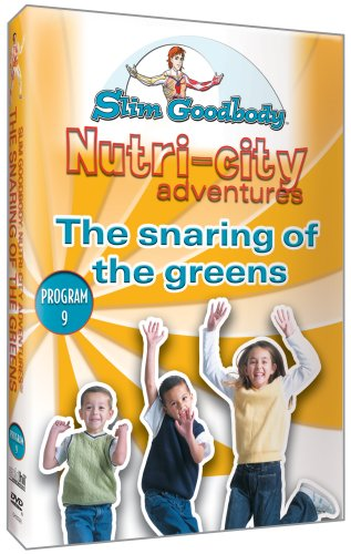 Slim Goodbody Nutri-City Adventures Snaring of the Greens