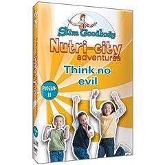 Slim Goodbody Nutri-City Adventures Think No Evil