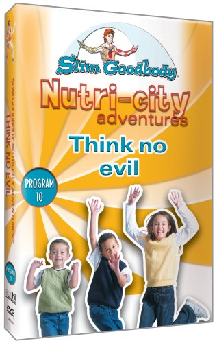 Slim Goodbody Nutri-City Adventures Think No Evil