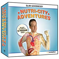 Slim Goodbody Nutri-City Adventures
