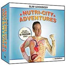 Slim Goodbody Nutri-City Adventures