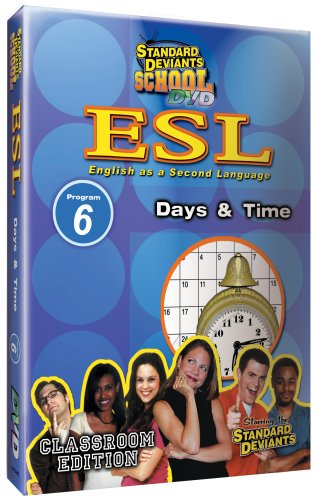 SDS Esl Program 6: Days and Time