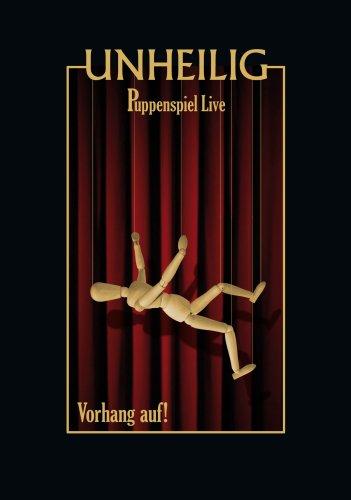 Puppenspiel Live-Vorhang Auf