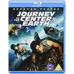 Journey to the Centre of the Earth [Blu-ray]