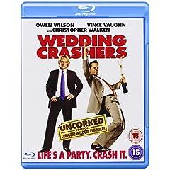Wedding Crashers [Blu-ray]