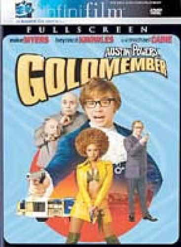 Austin Powers 3 Go [Blu-ray]