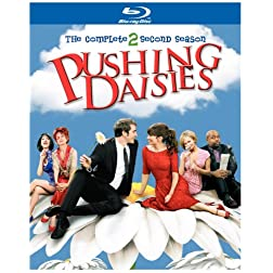 Pushing Daisies: The Complete Second Season [Blu-ray]