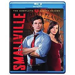 Smallville: The Complete Eighth Season [Blu-ray]