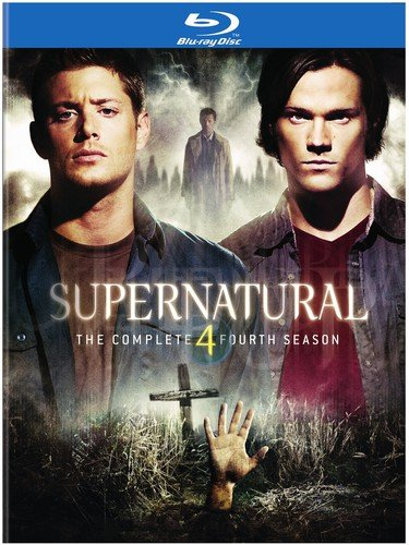 Supernatural: The Complete Fourth Season [Blu-ray]