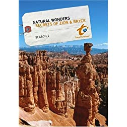 Natural Wonders Season 1 - Secrets of Zion & Bryce