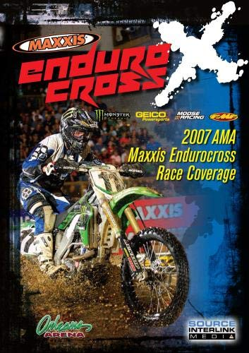 2007 AMA Maxxis National ENDUROCROSS Series Race Action