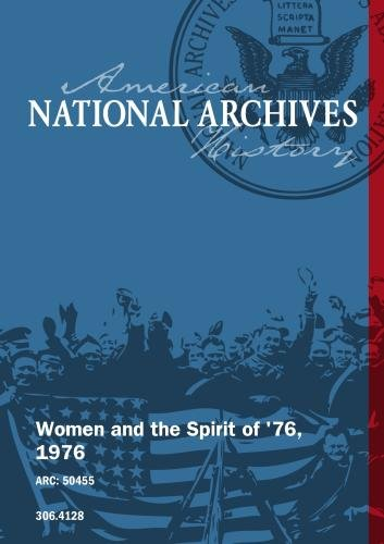 Women and the Spirit of '76, 1976