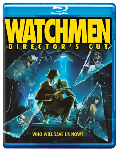 Watchmen (Director's Cut) (Amazon Digital Bundle + Digital Copy and BD-Live) [Blu-ray]