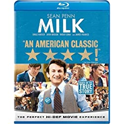 Milk [Blu-ray]