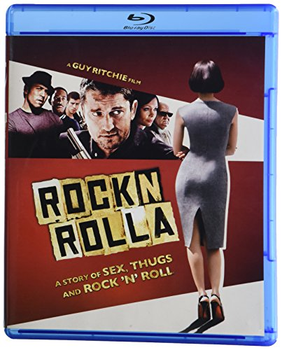 RocknRolla (+ Digital Copy) [Blu-ray]