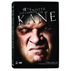 WWE: The Twisted, Disturbed Life of Kane