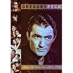 The Gregory Peck Film Collection (To Kill a Mockingbird