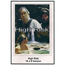 High Risk: 16x9 Widescreen TV.