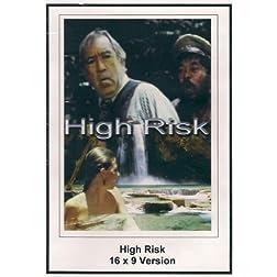 High Risk: 16x9 Widescreen TV.