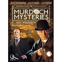 The Murdoch Mysteries Movie Colletion