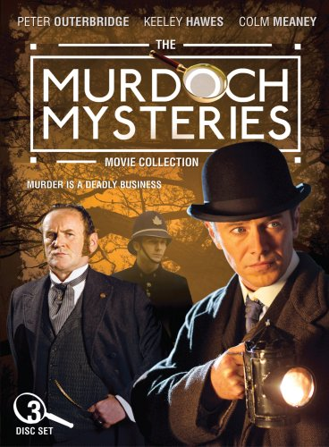 The Murdoch Mysteries Movie Colletion