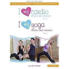 I Love My Body: Cardio/Yoga