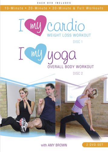 I Love My Body: Cardio/Yoga