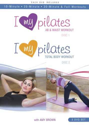 I Love My Body: Pilates 1/Pilates 2