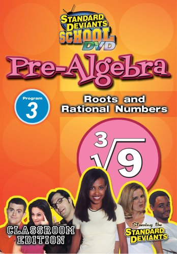 SDS Pre-Algebra Module 3: Roots and Rational Numbers
