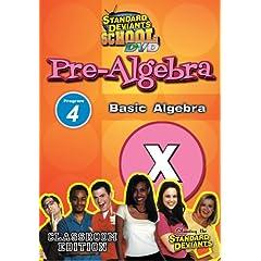 SDS Pre-Algebra Module 4: Basic Algebra