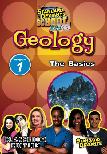 SDS Geology Module 1: The Basics