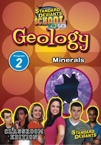 SDS Geology Module 2: Minerals