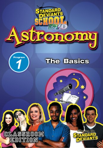 SDS Astronomy Module 1: The Basic