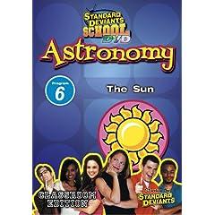 SDS Astronomy Module 6: The Sun