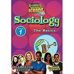 SDS Soicology Module 1: The Basics