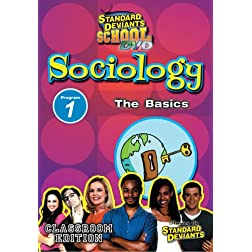 SDS Soicology Module 1: The Basics