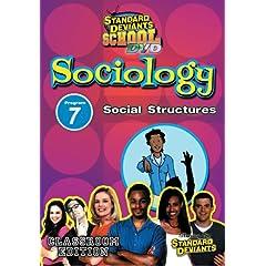 SDS Sociology Module 7: Social Structures