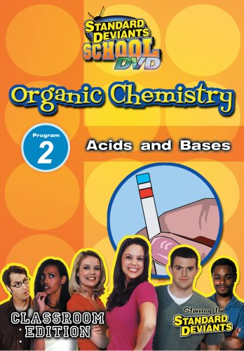 SDS Organic Chemistry Module 2: Acids and Bases