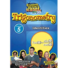 SDS Trigonometry Module 5: Identities
