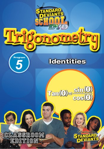 SDS Trigonometry Module 5: Identities