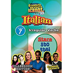 SDS Italian Module 7: Irregular Verbs