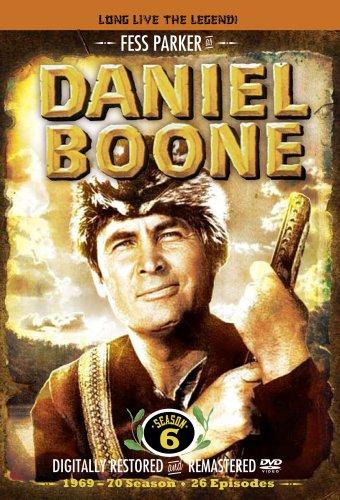Daniel Boone: Season 6