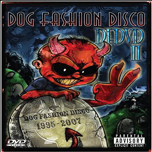 Dog Fashion Disco - DFDVD 2