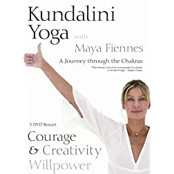 Maya Fiennes Kundalini Yoga: A Journey through the Chakras