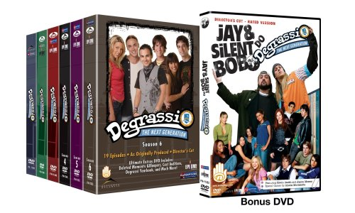 Degrassi: The Next Generation Ultimate Fan Set