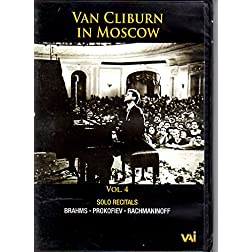 Van Cliburn in Moscow. Vol 4 (In Recital)