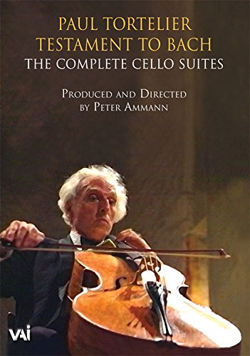 Paul Tortelier Plays Bach: Complete Cello Suites