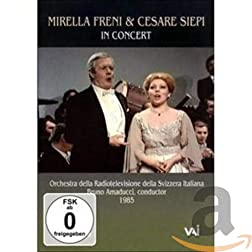 Mirella Freni and Cesare Siepi: In Concert