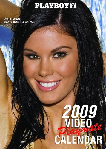 Playboy: 2009 Video Playmate Calendar